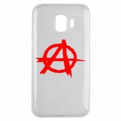 Чехол для Samsung J2 2018 Anarchy