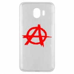 Чехол для Samsung J4 Anarchy