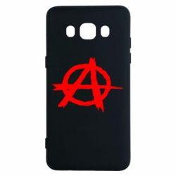 Чехол для Samsung J5 2016 Anarchy