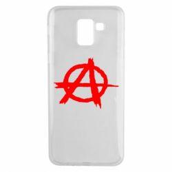 Чехол для Samsung J6 Anarchy