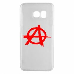 Чехол для Samsung S6 EDGE Anarchy