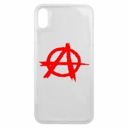 Чехол для iPhone Xs Max Anarchy