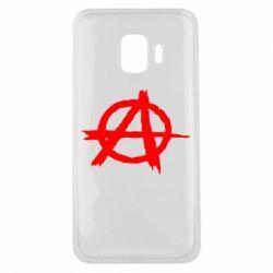 Чехол для Samsung J2 Core Anarchy