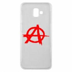 Чехол для Samsung J6 Plus 2018 Anarchy