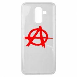 Чехол для Samsung J8 2018 Anarchy