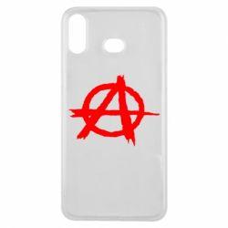 Чехол для Samsung A6s Anarchy