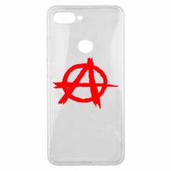 Чехол для Xiaomi Mi8 Lite Anarchy