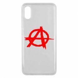 Чехол для Xiaomi Mi8 Pro Anarchy