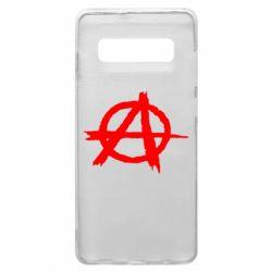 Чехол для Samsung S10+ Anarchy