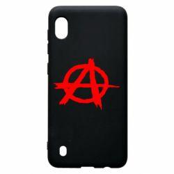 Чехол для Samsung A10 Anarchy