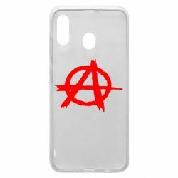 Чехол для Samsung A30 Anarchy