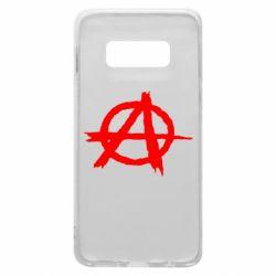 Чехол для Samsung S10e Anarchy