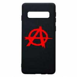 Чехол для Samsung S10 Anarchy