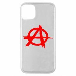 Чехол для iPhone 11 Pro Anarchy