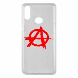 Чехол для Samsung A10s Anarchy