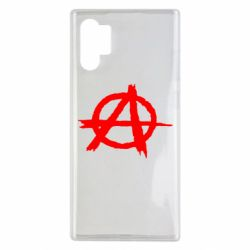 Чехол для Samsung Note 10 Plus Anarchy