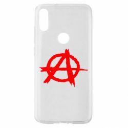 Чехол для Xiaomi Mi Play Anarchy