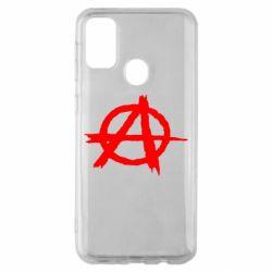 Чехол для Samsung M30s Anarchy