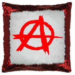 Подушка-хамелеон Anarchy