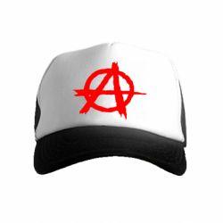 Детская кепка-тракер Anarchy