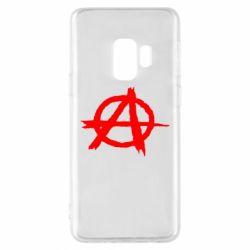 Чехол для Samsung S9 Anarchy