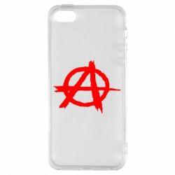 Чехол для iPhone5/5S/SE Anarchy