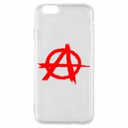 Чехол для iPhone 6/6S Anarchy