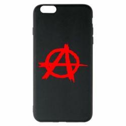 Чехол для iPhone 6 Plus/6S Plus Anarchy