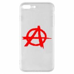 Чехол для iPhone 7 Plus Anarchy