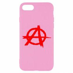 Чехол для iPhone 8 Anarchy