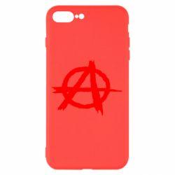Чехол для iPhone 8 Plus Anarchy
