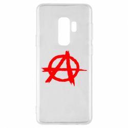 Чехол для Samsung S9+ Anarchy