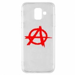 Чехол для Samsung A6 2018 Anarchy
