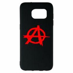 Чехол для Samsung S7 EDGE Anarchy