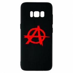 Чехол для Samsung S8 Anarchy