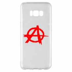 Чехол для Samsung S8+ Anarchy