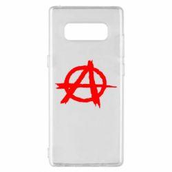 Чехол для Samsung Note 8 Anarchy