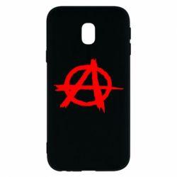 Чехол для Samsung J3 2017 Anarchy