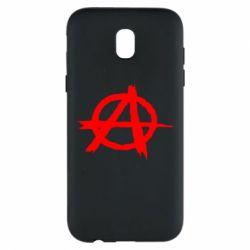 Чехол для Samsung J5 2017 Anarchy