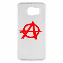 Чехол для Samsung S6 Anarchy