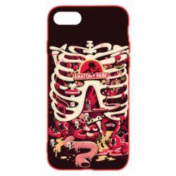 Чохол для iPhone 8 Anatomy Park - FatLine