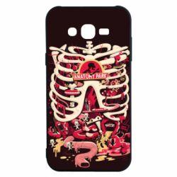 Чохол для Samsung J7 2015 Anatomy Park - FatLine