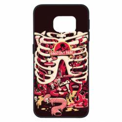 Чохол для Samsung S6 EDGE Anatomy Park - FatLine