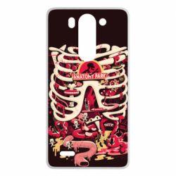 Чохол для LG G3 Mini/G3s Anatomy Park - FatLine