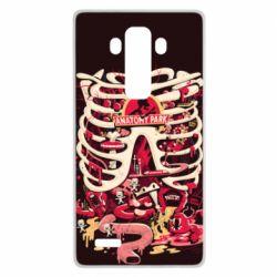Чохол для LG G4 Anatomy Park - FatLine