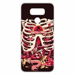 Чохол для LG G6 Anatomy Park - FatLine