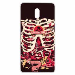 Чохол для Nokia 3 Anatomy Park - FatLine