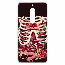 Чохол для Nokia 5 Anatomy Park - FatLine