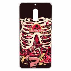 Чохол для Nokia 6 Anatomy Park - FatLine
