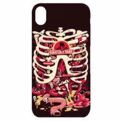 Чохол для iPhone XR Anatomy Park - FatLine